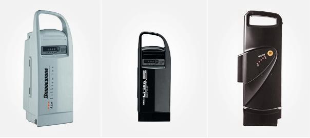 電動自転車のバッテリー
