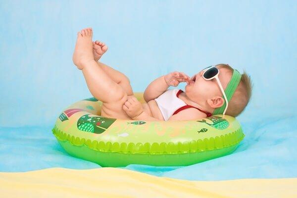 赤ちゃんの日焼け止めはいつから必要