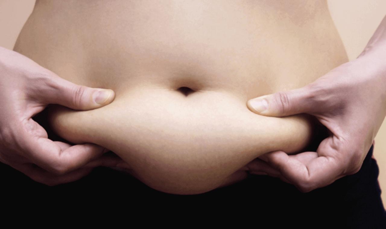 産後の体型